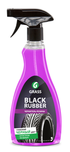 "Полироль для шин ""Black rubber"" (флакон 500 мл)"